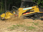 120 hp Hi-Flow Stump Grinder